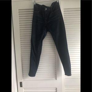 Dark American Eagle Jeans